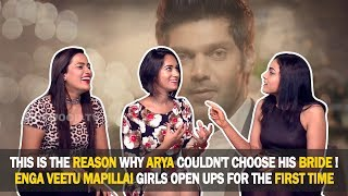 Video This is the reason why Arya Couldn't choose his Bride!!! Seethalakshmi, Swetha and Sriya Open ups ! MP3, 3GP, MP4, WEBM, AVI, FLV September 2018