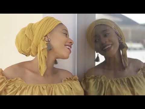 Farar Tumfafiya Misbahu aka Anfara Sabon Video 2019 Ft  Saudat Umar