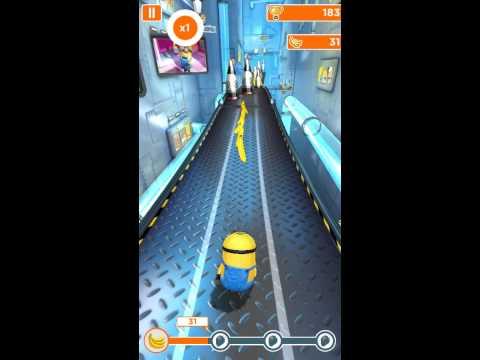 Moi, Moche et M�chant : Minion Rush Android