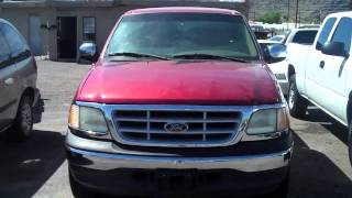 2000 Ford F150 Extended Cab, runs great, asking $3999