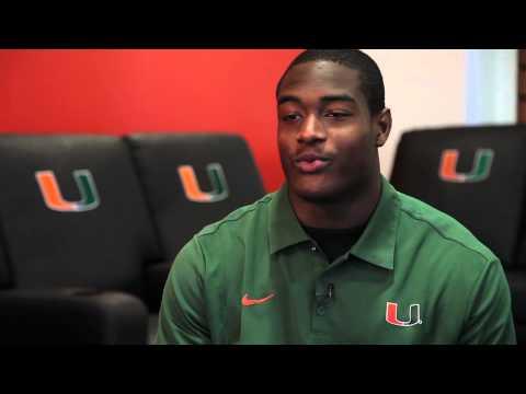 Tyriq McCord Interview 7/10/2013 video.