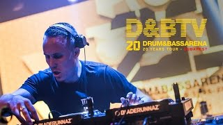 A.M.C - Live @ Drum&BassArena 20 Years Tour Budapest 2016