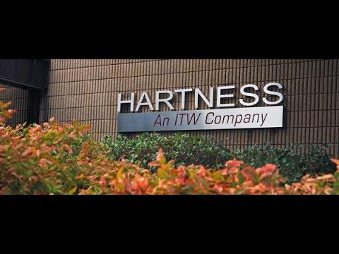 Hartness, a manufacturing tour