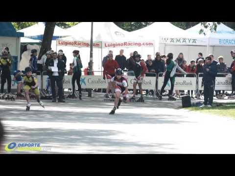 Campeonato navarro 100 metros contrarreloj 5