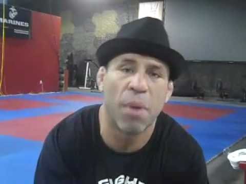 Wanderlei Silva talks Chris Leben Fight Challenge We gonna have an interesting match