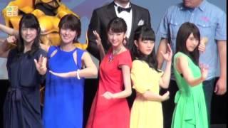 【ゆるコレ】桐谷美玲ら5人の美女の戦隊ポージング