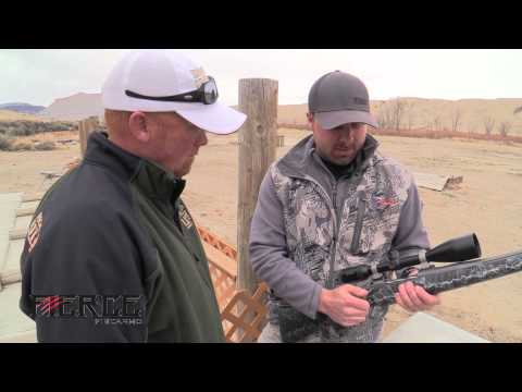 Video The New Fierce Edge Custom Hunting Rifle download in MP3, 3GP, MP4, WEBM, AVI, FLV January 2017
