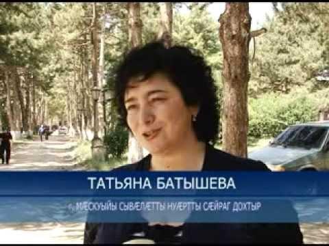 Встреча с доктором медицинских наук Татьяной Батышевой