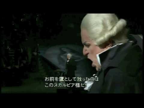 Daniele Gatti-R.Raimondi-José Cura-Tosca-Bologna-Tokyo-Te Deum