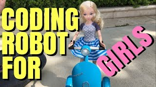 Check out this amazing new doll and robot I got. This video was sponsored by SmartGurlz.  Learn more about their doll and Siggy robot and how they teach girls to code at http://www.facebook.com/smartgurlzworld♥ Subscribe to my YouTube: http://goo.gl/bLXVcy♥ Chloe Doll Merchandise http://tinyurl.com/ChloeMerch🎵 Musical.ly: ChloesAmericanGirl♥ Instagram: http://instagram.com/ChloesAmericanGirl♥ Website: http://www.ChloesAmericanGirl.com♥ Address: Chloe's American GirlPO Box 251307Los Angeles, CA 90025Music by Epidemic Sound (http://www.epidemicsound.com)We Got It Covered - Sebastian ForslundAfterglow - Joachim NilssonDiamond Love - Kalle Engstrom