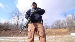 A review of the Beretta 1301 Shotgun.