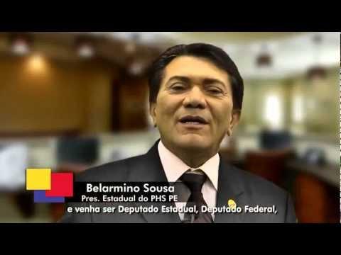 PHS Pernambuco exibe programa partidário em Rede de Rádio e TV