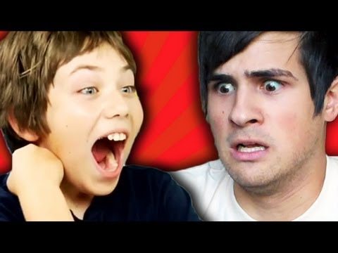 Smosh Reacts to Kids React to Smosh%21