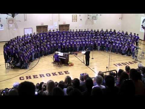 2012 Springfield Public Schools Middle School Honor Choir 5