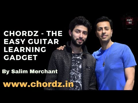 Gadget Which Help You Sing On Guitar Instantly | Salim Merchant | Amaan Shah