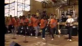 Paul Simon: Township jive, graceland, concert Zimbabwe 1987/ South Africa, miriam makeba, ladysmith black mambazo.