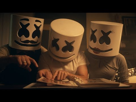 Marshmello - Together Official Music Video