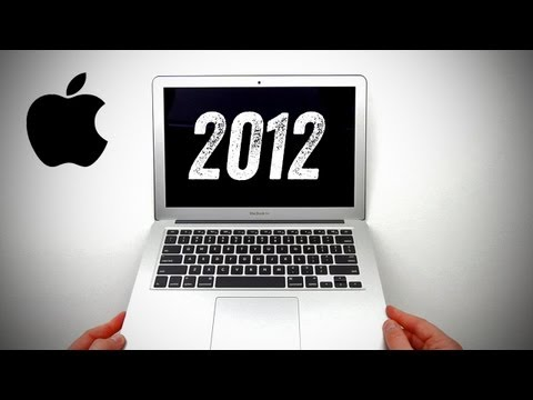 2012 macbook air - PRICING & AVAILABILITY New 2012 MacBook Air - http://amzn.to/KDwmpt This is my 2012 MacBook Air Review. This review covers the recently released 13
