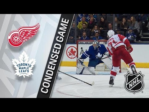 Detroit Red Wings vs Toronto Maple Leafs – Mar. 24, 2018 | Game Highlights | NHL 2017/18. Обзор