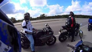 7. CBR500R vs bigger bikes