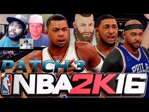 SHAKESHOW Podcast #2 - NBA 2K16 Patch 3 Thoughts Ft. @iPodKingCarter , @TwoBrosGaming & @DmanUnt2014