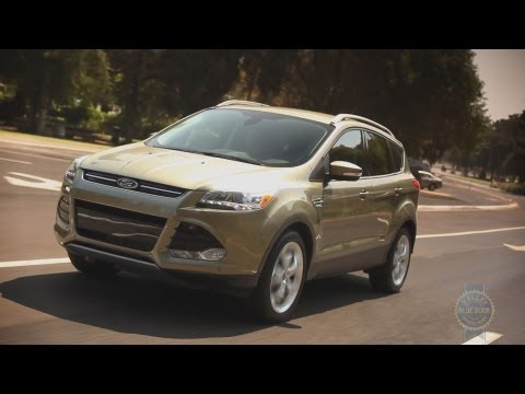 2013 Ford Escape Review - Kelley Blue Book