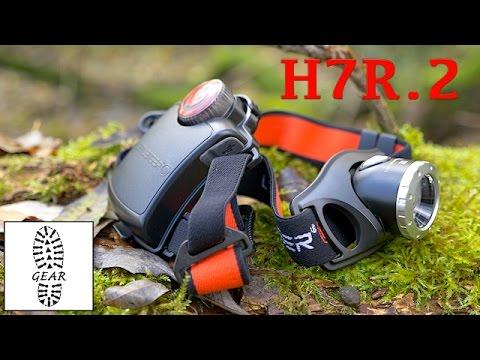 """Kopflampe """"H7R.2"""" von LED-Lenser"""