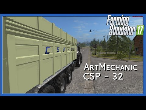 ArtMechanic CSP-32 v1.0