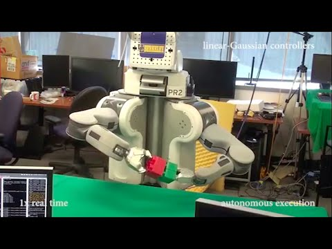 Deep learning technique for trial and error robot skills