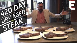 How Long Should Steak Be Dry Aged? — The Meat Show by Eater