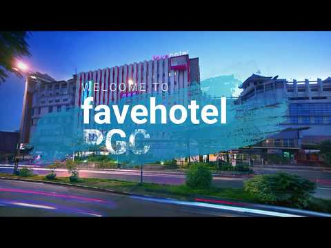 Welcome To Favehotel PGC Cililitan Jakarta