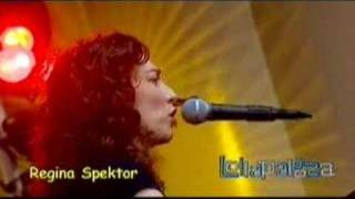Regina Spektor - Ghost of Corporate Future (Lollapalooza)