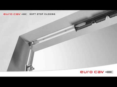Euro Cav Soft Stop Closing - Altro Building Systems