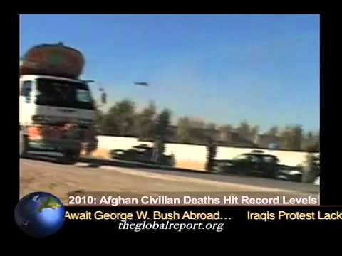 2010: Afghan Civilian Deaths Hit Record Levels