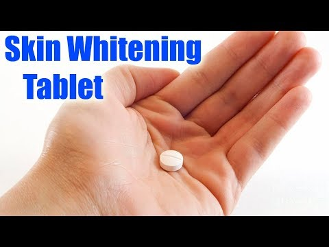 Skin Whitening Tablet / Make Skin Brighter With Help Of Vitamin C / Celin Tablet True Review / Hindi