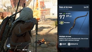 Assassin's Creed Origins Exclusive Gameplay from E3. I've removed any cutscenes from this specific footage to prevent spoilers, in this video specifically you will see Combat, Range, and Leap of Faith Gameplay. Are you excited for Assassin's Creed Origins?  ▶Interested in learning more about the Assassin's Creed Universe with some of the latest news? Check out the Facebook Page of TheOnesWhoCameBefore:https://www.facebook.com/Theoneswhocamebefore    ▶Subscribe to 2KCentral: http://goo.gl/9B1W28▶Subscribe to UbiCentral: http://goo.gl/XQhgJC    ▶Follow UbiCentral on Twitter - http://Twitter.com/UbiCentral      ▶Production Music courtesy of Epidemic Sound: http://www.epidemicsound.com    ▶Connection_lost▶