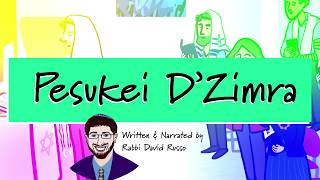 Pesukei D'Zimra: Jewish Warm Up Prayer