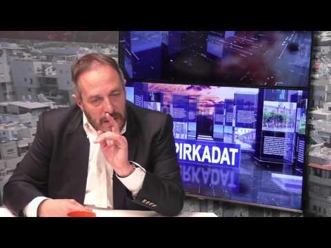 PIRKADAT: Hölvény György – Fidesz EU parlamenti képviselője