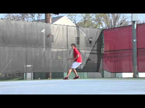 2016 Dickinson Tennis Highlights vs. McDaniel