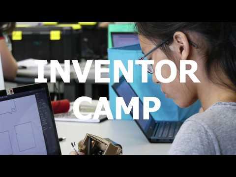 PCC Inventor Camp Trailer