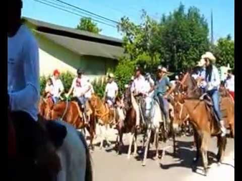 Cavalgada em Tarauacá