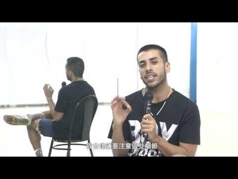 蔡依林 Jolin Tsai -2013全新單曲 旅程 Journey 舞蹈教學影片(華納official 高畫質HD版)