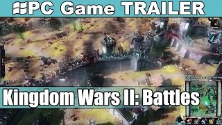 Видео Kingdom Wars 2: Battles