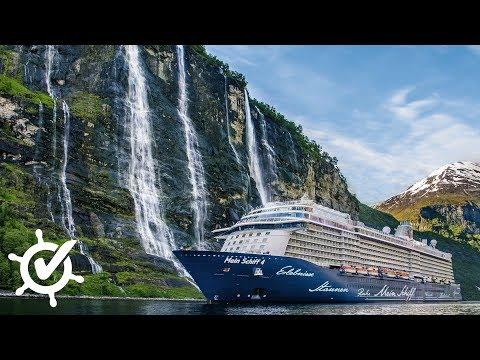 Mein Schiff 4: Live-Rundgang und Schiffstour (TUI Cruis ...