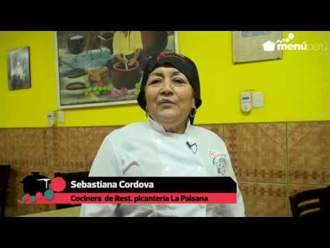 Seco de cabrito - Picantería La Paisana