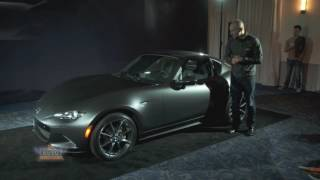 Read Larry Nutson's review of the 2017 Mazda MX-5 Miata RF at TheAutoChannel.com.