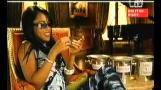 Aaliyah MTV Stripped [24 min Interview] - YouTube