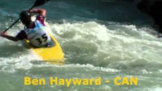 Nelo - Tacen - Canoe Slalom - Day 4