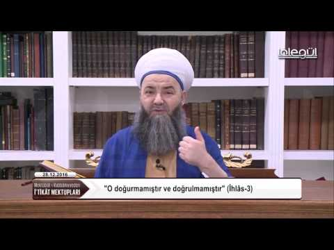 Mektûbât-ı Rabbâniyye'den İ'tikâd Mektupları 38.Bölüm 28 Aralık 2016 Lâlegül TV
