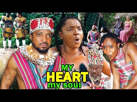 My Heart My Soul 3&4 - Chioma Chukwuka 2018 Latest Nigerian Nollywood Movie ll African Epic Movie HD